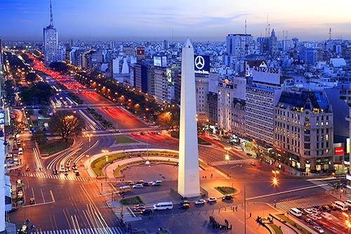 Sweet Home Buenos Aires...