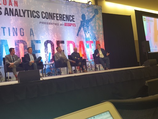 The complete Soccer Analytics panel at 2016 MIT Sloan Sports Analytics Conference.